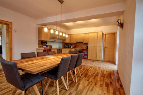 Sonnenspitze - Küche