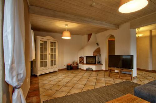 Sonnenspitze - Wohnzimmer